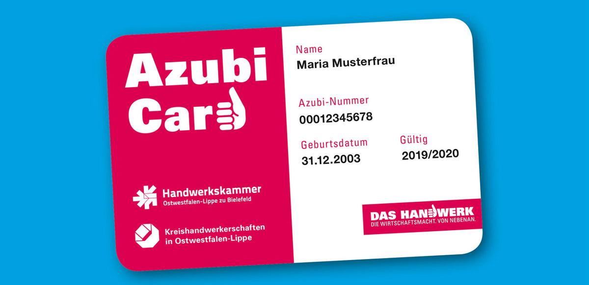 Azubi-Card