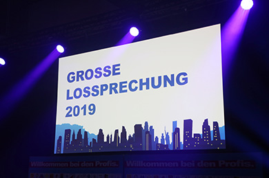 LOSSPRECHUNGEN