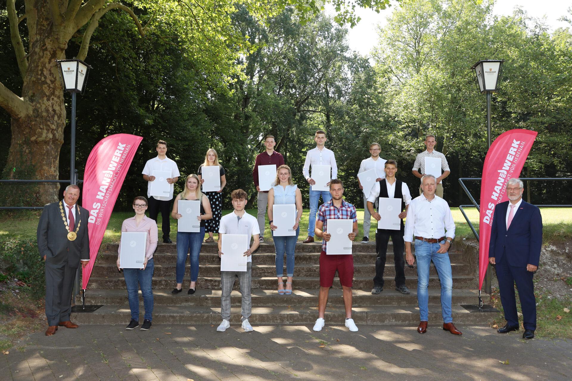 Lossprechungen Paderborn + Lippe 2020